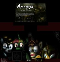 MLP Amnesia Fright Night by Bethiebo