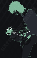 Keith Richards by kitykat74746