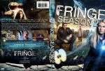 Fringe Season 2 DVD cover by nuke-vizard
