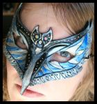 Night Owl Mask by Namingway