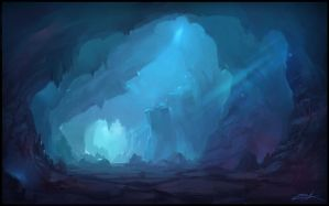 Cave by Zoriy