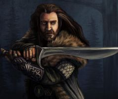Thorin by Greykitty