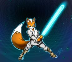 FOX SKYWALKER by WhiteFox89