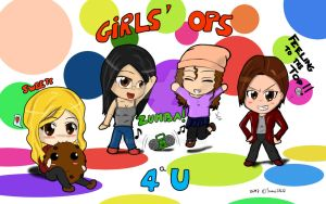 Girls OPS! by Simo2802