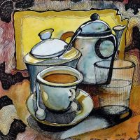 Coffee Time 2 by zzen