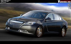 Opel Insignia by CypoDesign