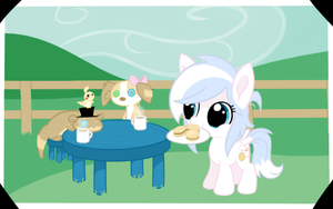 Not A Tea Party by BiscuitMango