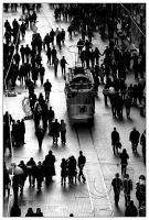 istiklal bw by queenofblack