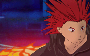 Roxas VS Axel little scene by Rayjii