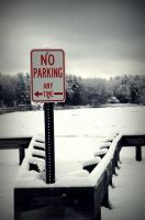 -- No Parking -- by AshleyxBrooke