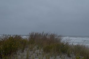 Waiting for Super Storm Sandy by delln7