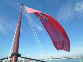 Red Ensign by photodash