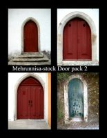 Mehrunnisa-stock Door Pack 2 by Mehrunnisa-stock