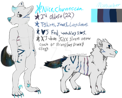 Moonwalker REF by hyfoxide