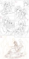 Sketches from 2010 by Hetalia-Canada-DJ