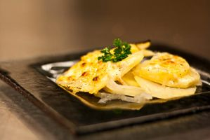 Scalloped Potatoes by TRE2Photo-n-Design