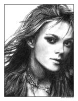Keira Knightley by bulletinthegun