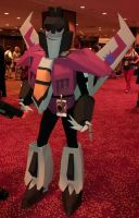 TFA Starscream Costume by Transformersfan4ever
