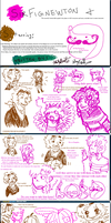 Sir Fig Newton and His crazy SHinanigans by BARD-Of-RAGE96