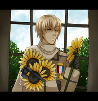 APH - Sunny day in Russia by TheCowsMoo