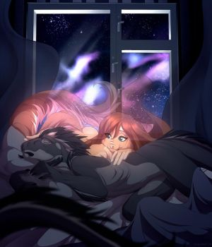 I will protect you this night by kyander