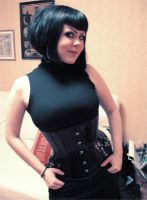 New corset by FuchsiaG