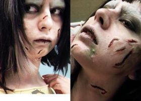 The Exorcist make up by morisa9