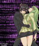 Lelouch and C.C. - All Mine by Xpand-Your-Mind