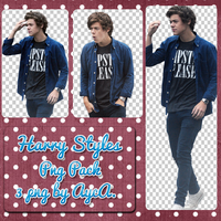 Harry Styles Png Pack by 13Directioners13