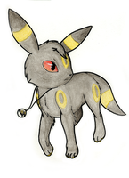 Noctalnuit the Umbreon by Arceus55