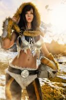 Skyrim FULLVIEW by ZOMBIEBITME