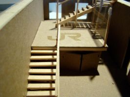 Final Stair Design by Superman22590