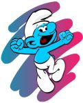 Smurf by odairjr