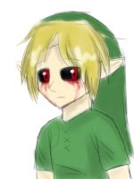 Ben drowned sketch by Gameaddict1234