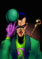 The Riddler by Methos-V