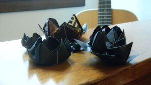 Black Lotuses for Sherlock by DaleksinWonderland