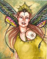 Sphinx Fairy by artwoman3571