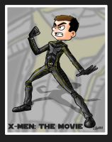 X-Men:Movie Law by AngelCrusher