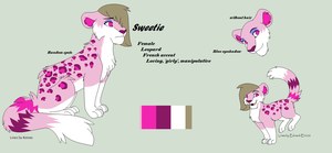 Sweetie Ref by Amazing-Max