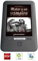 eBook Matar a un Vampiro by ediciones-babylon