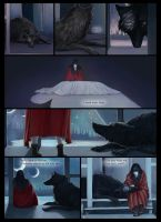 Scarlet and the Wolf page 6 by porcelianDoll