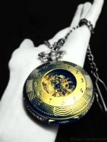 Pocket watch by VivianVandeviere