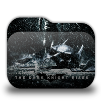 The Dark Knight Rises 2012 by mrbrighside95
