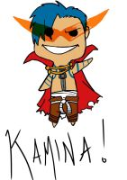 Little Big Kamina by FactionFighter