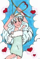 Cupid Bringer of Love by KimmitheHealer