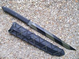 Abaddon tactical by GageCustomKnives