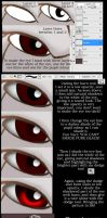 Easy Eye Tutorial by Brittlebear