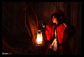 Little Red Riding Hood by AyrOmayra