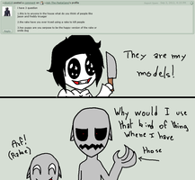 Q and A 78 by Ask-The-PastaGang