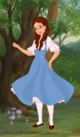Dorothy of Oz by Kailie2122